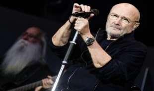 Berkursi Roda, Phil Collins Buka Tur Genesis