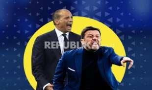 Catatan Juventus vs Sampdoria