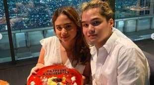 Rayakan Satu Tahun Pacaran, Dul Jaelani dan Tissa Biani Pamer Foto Mesra