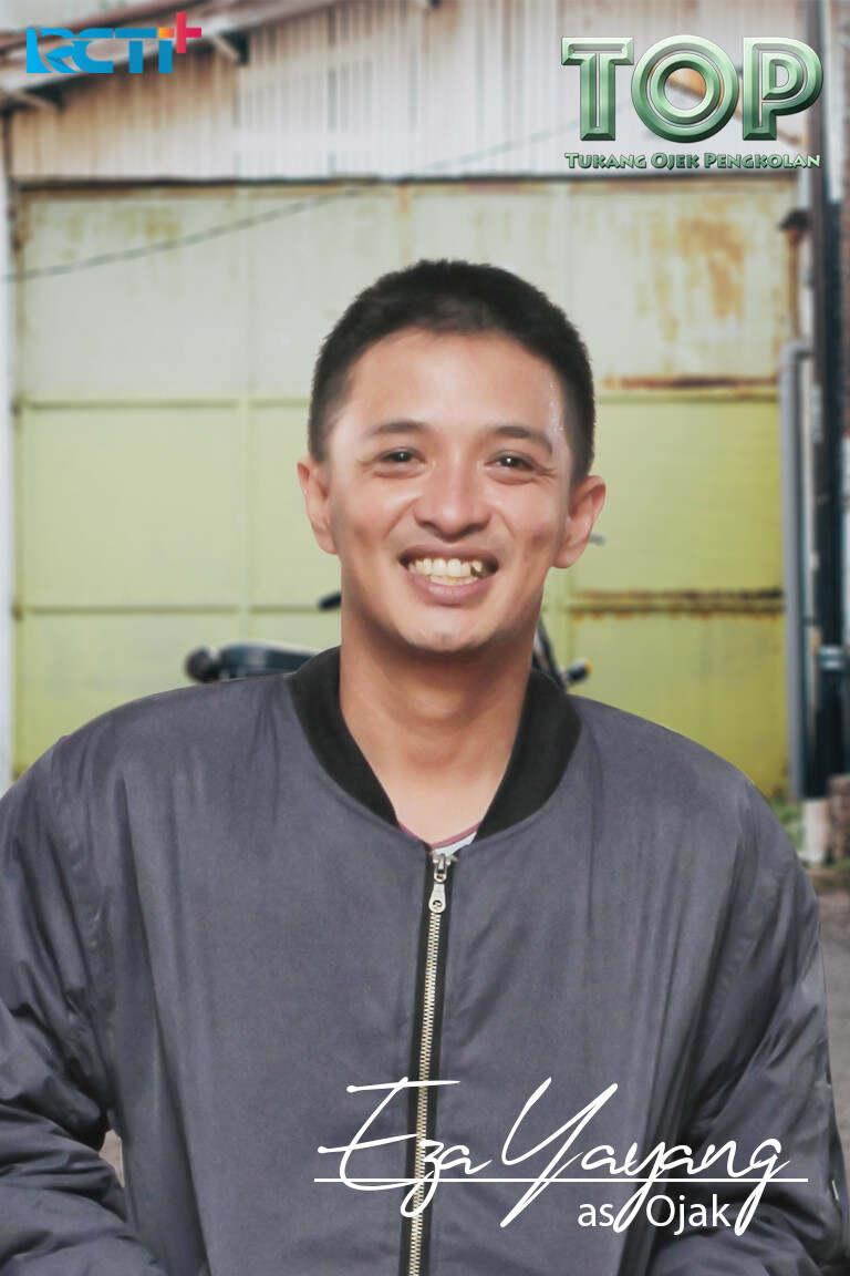 Cast Tukang Ojek Pengkolan