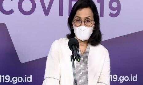 Menkeu Soroti Pandemi Covid akan Jadi Endemi pada 2022