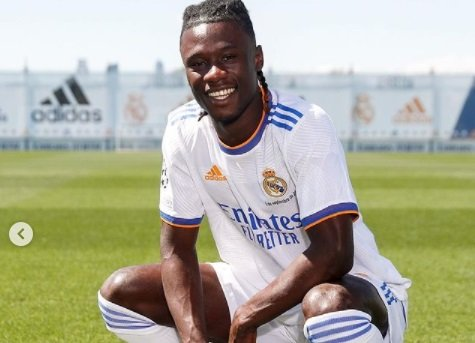 Mulai Latihan Perdana di Real Madrid, Camavinga: Saya Pindah Bukan karena Uang