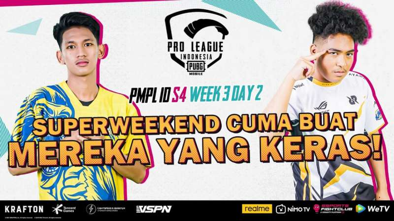 PMPL ID S4 Week 3 Day 2: Bigetron Red Aliens Kembali On Fire!