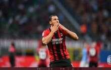Hasil AC Milan vs Lazio: Gol Zlatan Ibrahimovic Warnai Kemenangan Rossoneri
