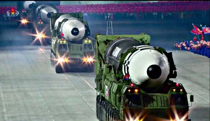 Bikin Panas Tetangga, Korea Utara Uji Rudal Jarak Jauh Berikutnya