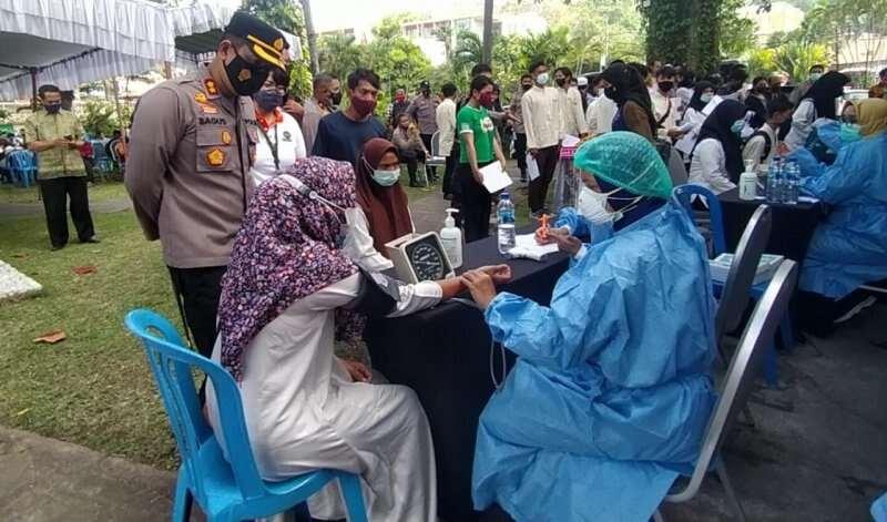 Agenda Internasional Dorong Percepatan Vaksinasi