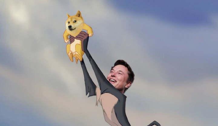 Kacau! Kelakuan Sepele Elon Musk Sukses Bikin Dogecoin Hidup Lagi