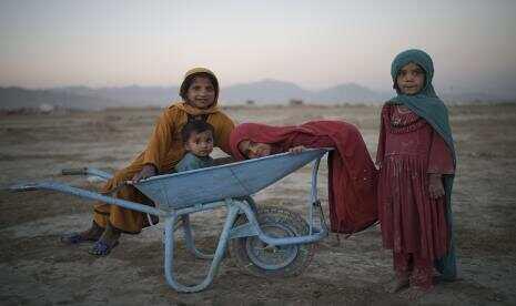 Taliban Janji Distribusi Bantuan Kemanusiaan akan Transparan